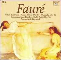 Valse Caprice No.4 Op.62 - Faure
