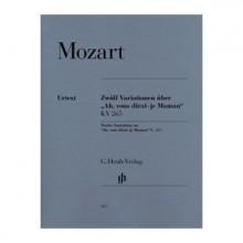 Variations on 'Ah, vous dirai-je maman', K.265 - Mozart