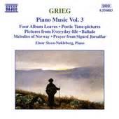 Ballade, Op.24 - Grieg
