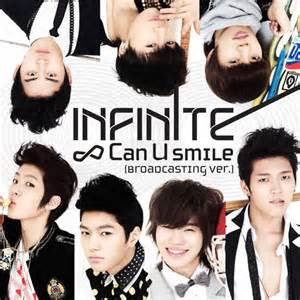 Can U Smile - Infinite