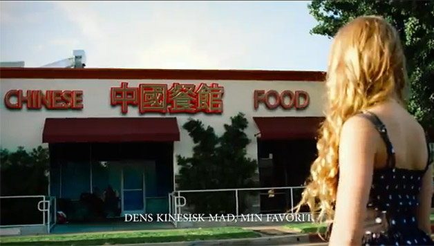 Chinese Food - Alison Gold