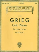 Lyric Pieces, Op.43 - Grieg