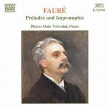Preludes, Op.103 - Faure