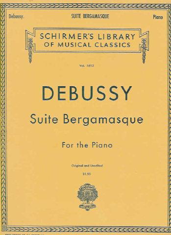 Suite Bergamasque - Debussy