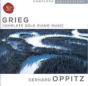 Twenty-five Norwegian Folk Songs and Dances, Op.17 - Grieg