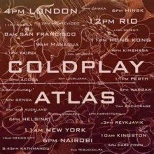 Atlas - Cold Play