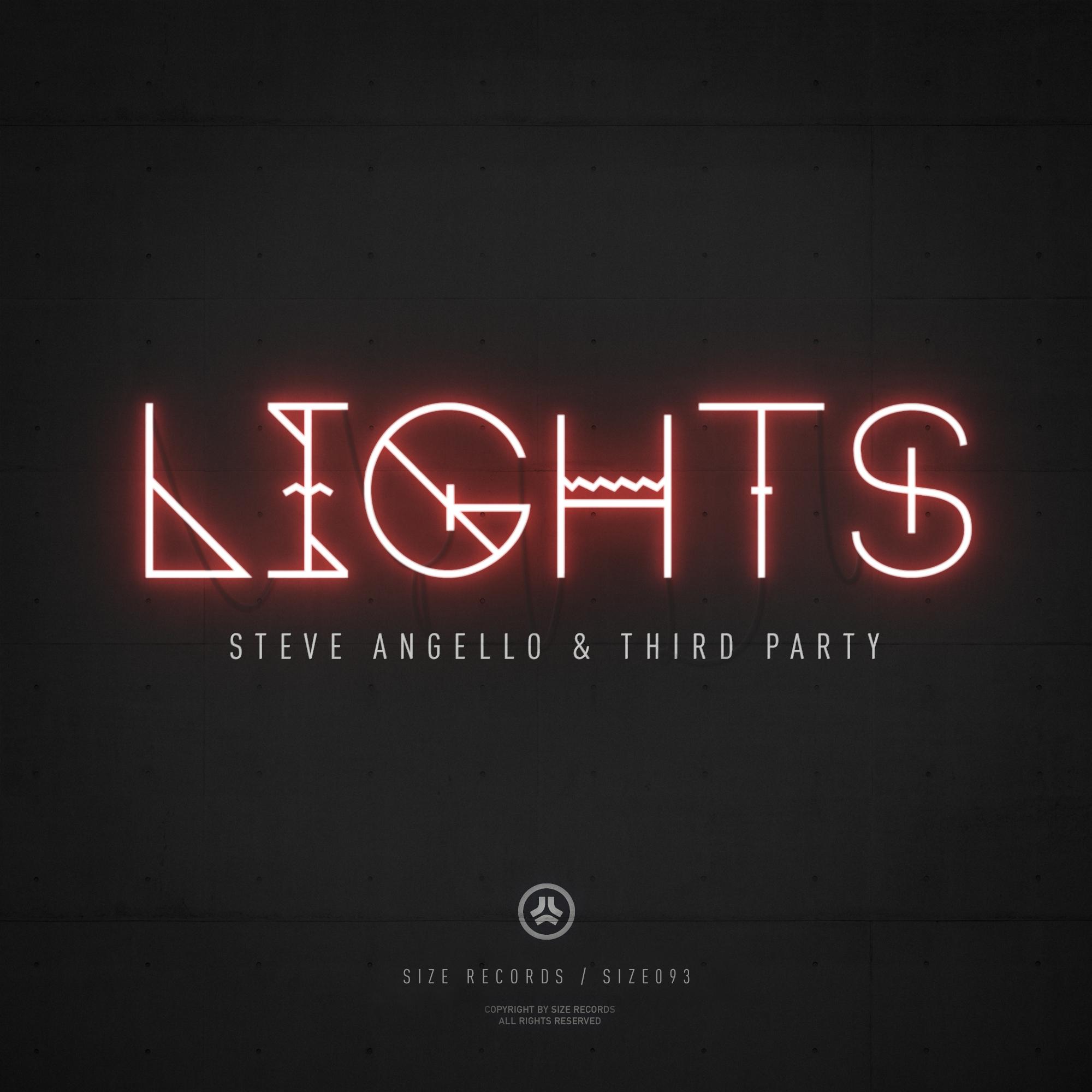Lights - Steve Angello
