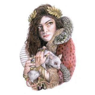 Million Dollar Bills - Lorde