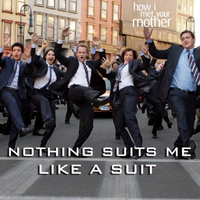 Nothing Suits Me Like a Suit - Neil Patrick Harris