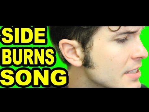 The Sideburns Song - Toby Turner