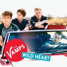 Wild Heart - The Vamps