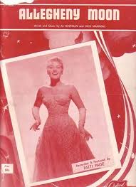 Allegheny Moon - Patti Page