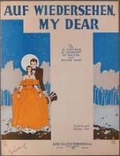 Auf Wiedersehen My Dear - Al Goodhart