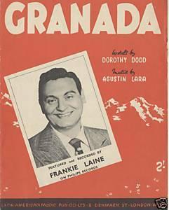 Granada - Frankie Laine