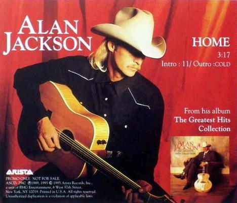 Home - Alan Jackson