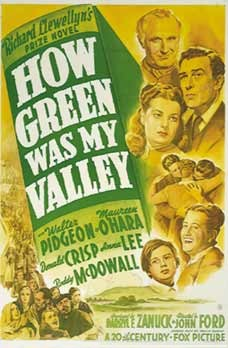 How Green Was My Valley - David Griffith and Chorus