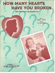 How Many Hearts Have You Broken - Billie Rogers