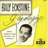 I Apologize - Billy Eckstine