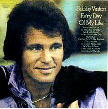 I Wont Cry Anymore - Bobby Vinton