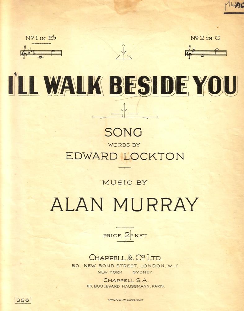 I'll Walk Beside You - Alan Murray