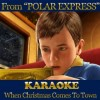 When Christmas Comes to Town - Matthew Hall and Meagan Moore