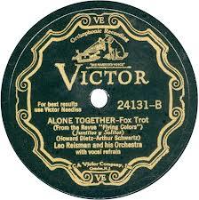 Alone Together - Leo Reisman