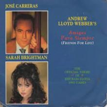 Amigos Para Siempre - José Carreras & Sarah Brightman