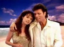 Cliff Richard and Sarah Brightman