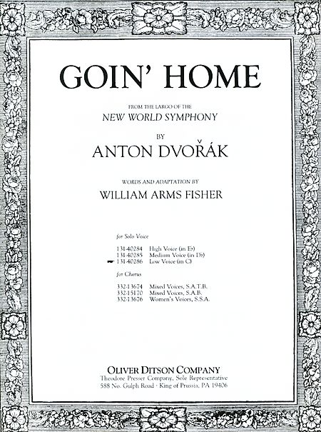 Goin' Home - Antonin Dvorak