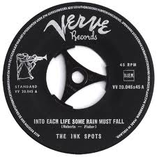 Into Each Life Some Rain Must Fall - The Ink Spots