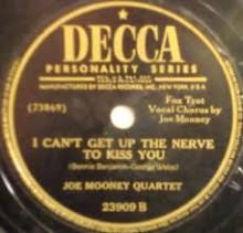 Meet Me At No Special Place - Joe Mooney