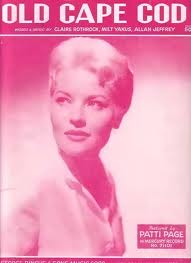 Old Cape Cod - Patti Page