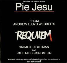 Pie Jesu - Sarah Brightman
