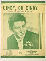 Cindy, Oh Cindy - Eddie Fisher