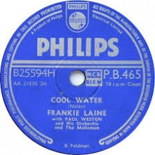 Cool Water - Frankie Laine