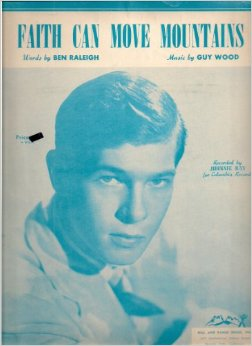 Faith Can Move Mountains - Johnnie Ray