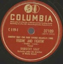 Feudin' And Fightin - Dorothy Shay