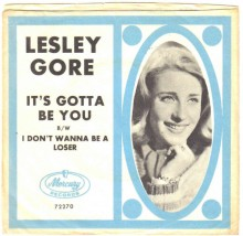 I Don't Wanna Be A Loser  - Lesley Gore