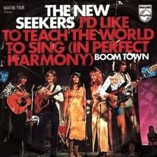I'd Like To Teach The World To Sing - The New Seekers