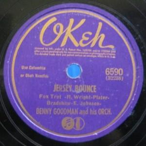 Jersey Bounce - Benny Goodman