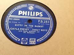 Kitty In A Basket - Gayla Peevey