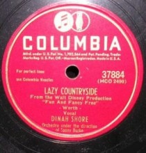 Lazy Countryside - Dinah Shore