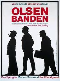 Olsen-banden - Bent Fabricius Bjerre
