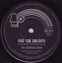 One Tin Soldier - The Original Caste