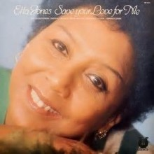 Save Your Love For Me - Etta Jones