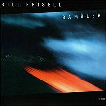 Strange Meeting - Bill Frisell