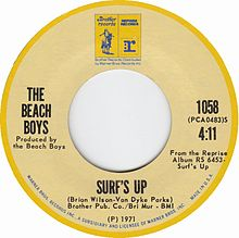 Surf's Up - The Beach Boys
