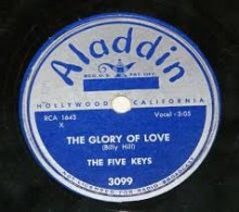 The Glory Of Love - The Five Keys