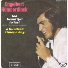 Too Beautiful To Last - Engelbert Humperdinck
