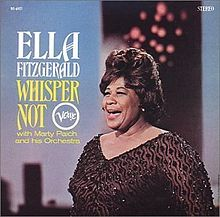 Whisper Not - Ella Fitzgerald